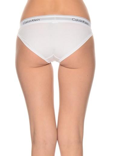 Calvin Klein Külot Beyaz